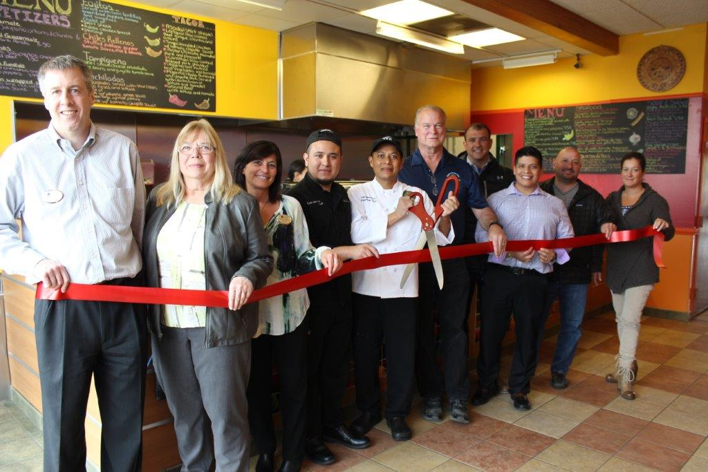Frontera Sur ribbon cutting 5-9-17