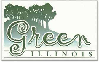Green Illinois Logo