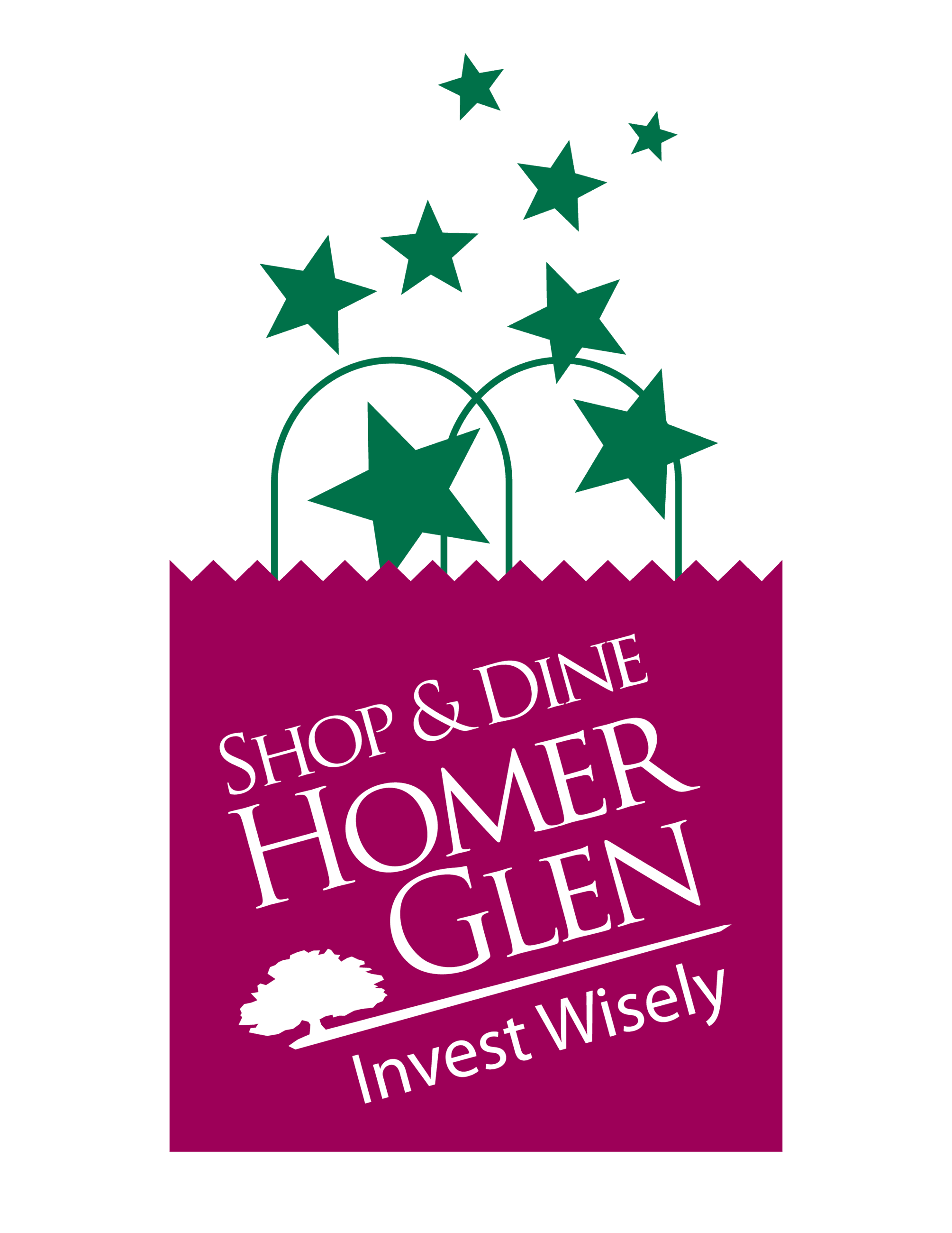 Shop and Dine HG Logo
