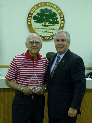 2013 Making The Difference Award-Bud Fazio